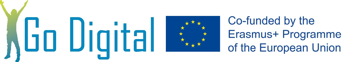 Go Digital Project - KA2 Strategic Partnership Erasmus+ Project, agreement nº 2019-1-NL02-KA205-002458